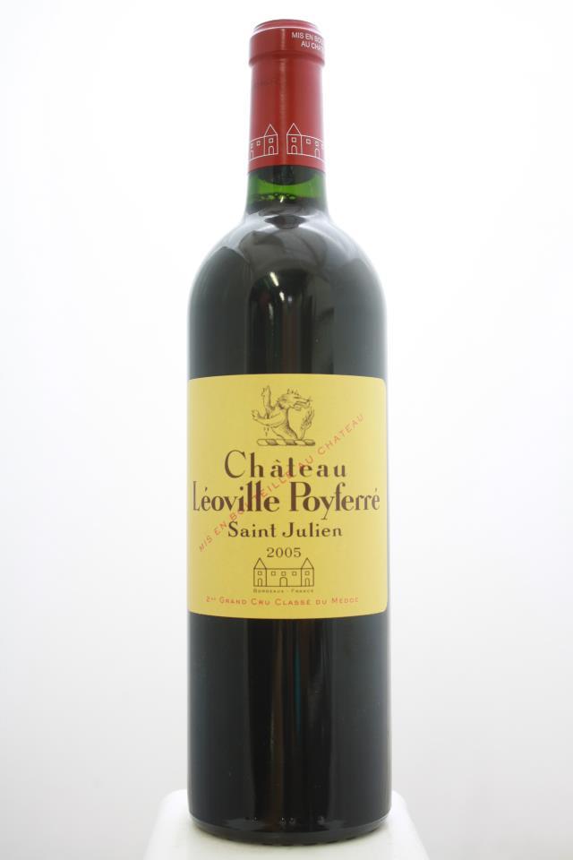 Léoville-Poyferré 2005