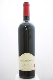 Ferrari-Carano Cabernet Sauvignon Home Ranch 2007