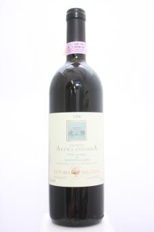 Fattoria del Cerro Vino Nobile Montepulciano Vigneto Antica Chiusina 1998