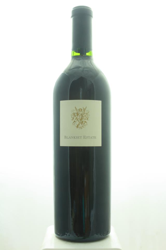 Blankiet Estate Proprietary Red Paradise Hills Vineyard 2007