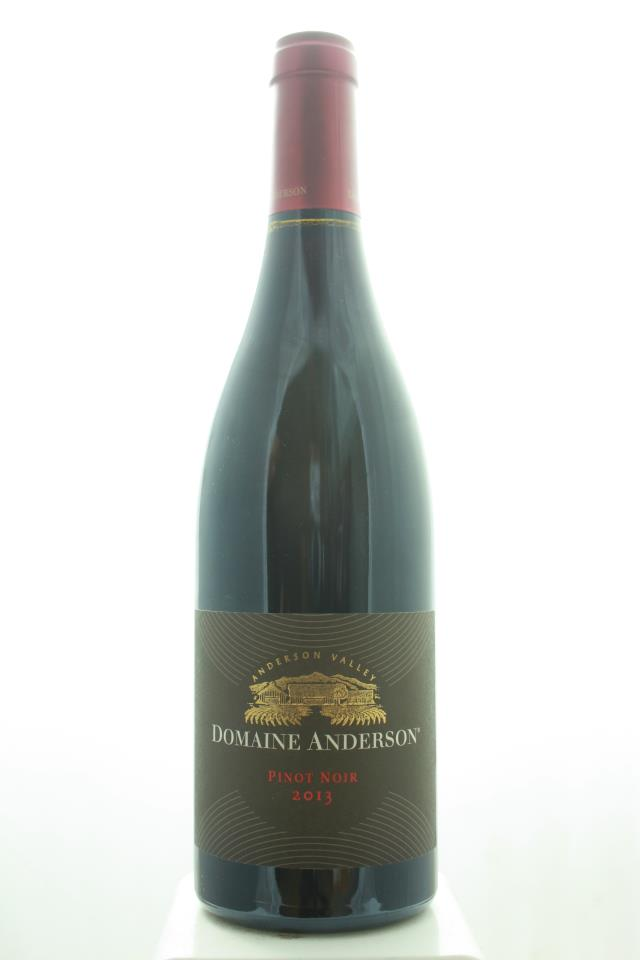 Domaine Anderson Pinot Noir 2013