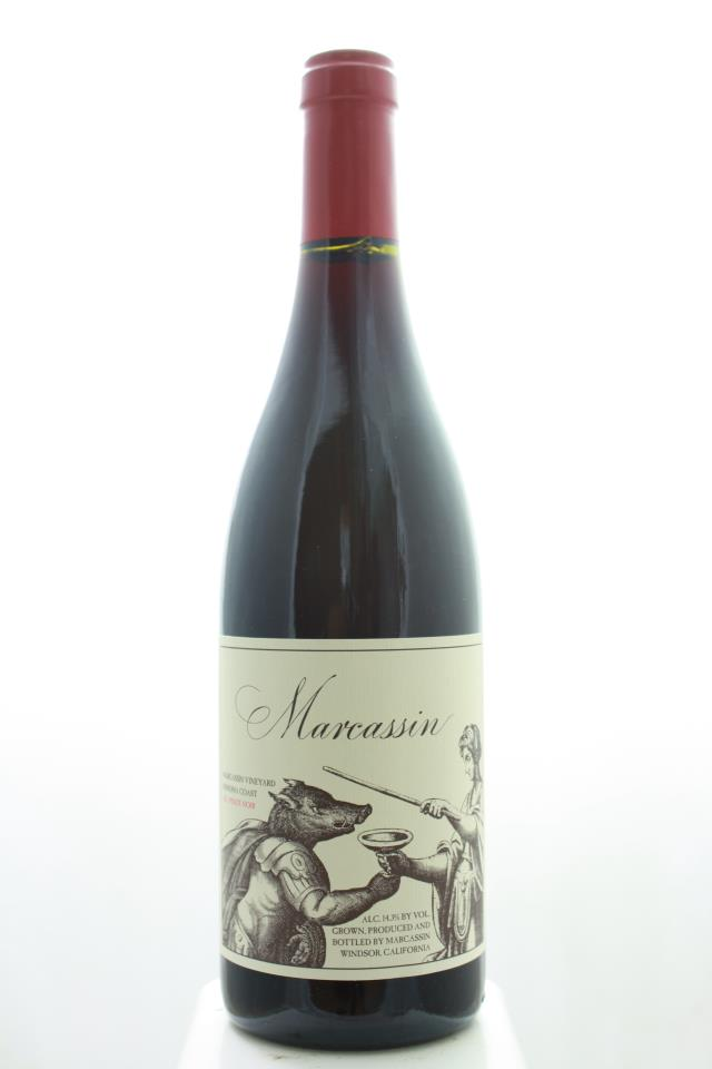 Marcassin Pinot Noir Marcassin Vineyard 2012