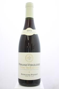 Domaine Poisot Pernand-Vergelesses En Caradeux 2014