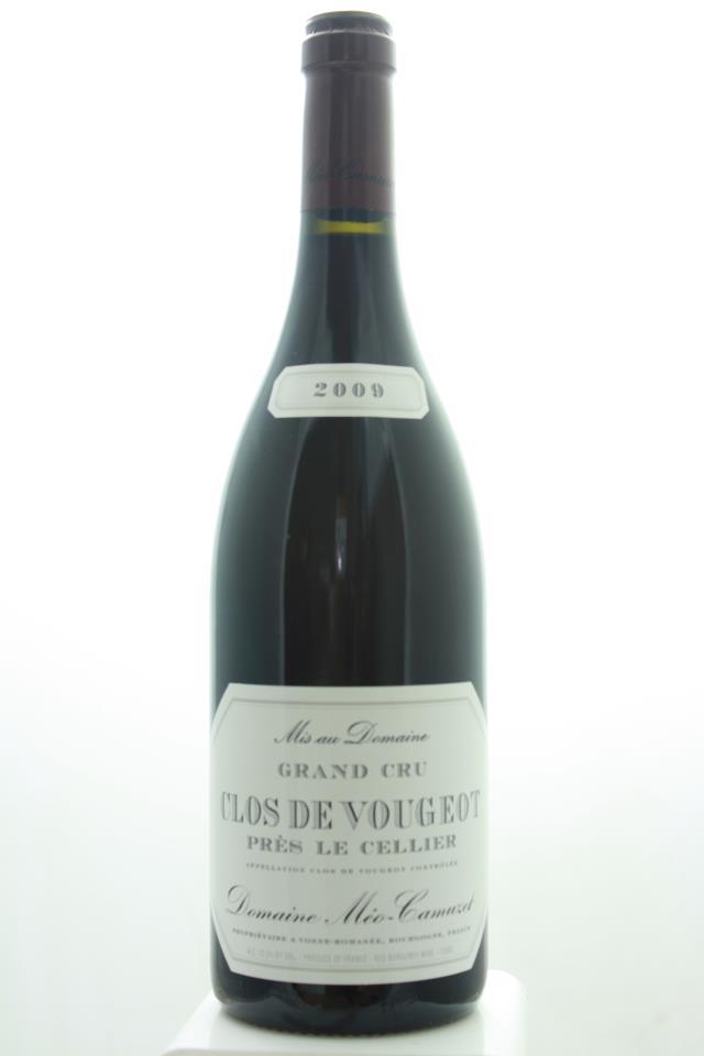 Domaine Méo-Camuzet Clos de Vougeot Près le Cellier 2009