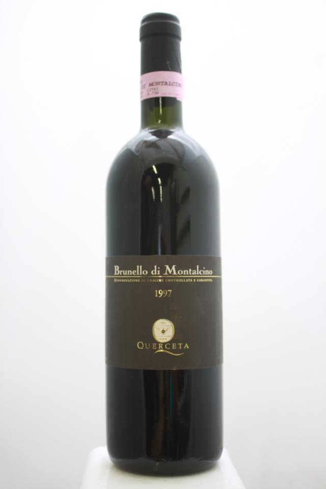 Querceta Brunello di Montalcino 1997