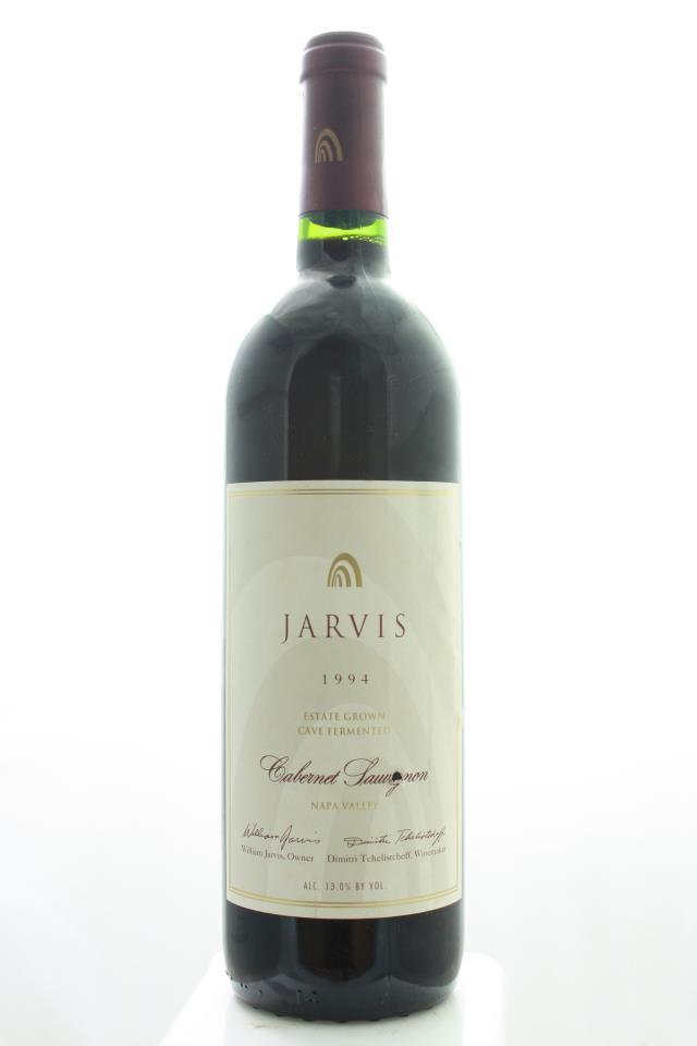 Jarvis Cabernet Sauvignon Estate Cave Fermented 1994