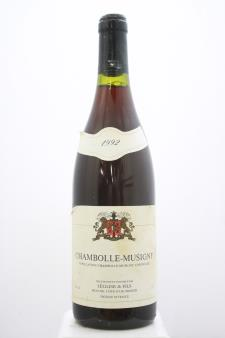 Léglise Chambolle-Musigny 1992