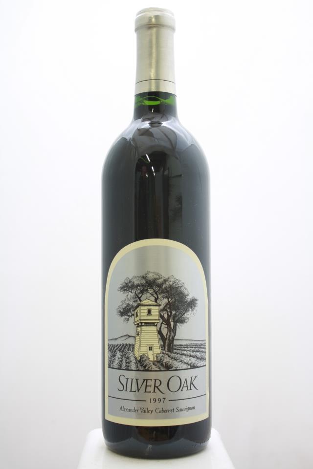 Silver Oak Cabernet Sauvignon Alexander Valley 1997
