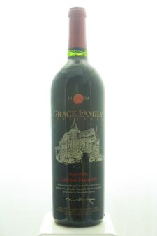 Grace Family Vineyard Cabernet Sauvignon Estate 1994