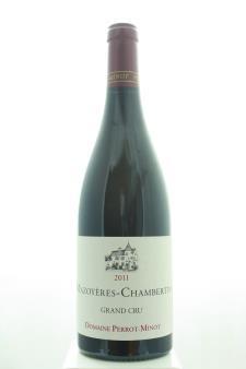 Perrot-Minot (Domaine) Mazoyères-Chambertin Vieilles Vignes 2011