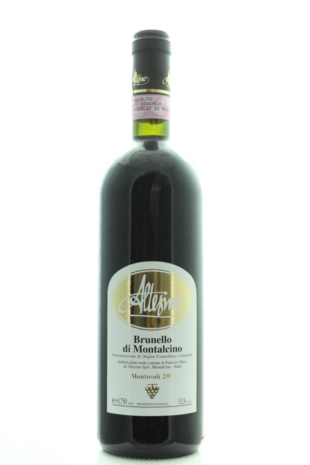 Altesino Brunello di Montalcino Montosoli 2004