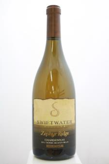 Swiftwater Cellars Chardonnay Zephyr Ridge 2011