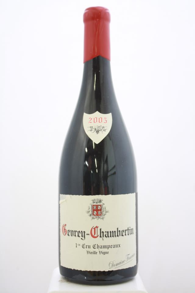 Domaine Fourrier Gevrey-Chambertin Les Champeaux Vieilles Vignes 2005