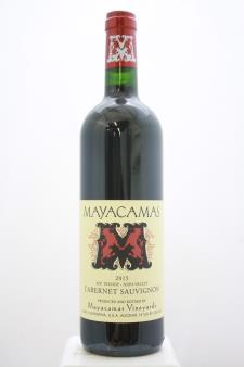 Mayacamas Cabernet Sauvignon 2015