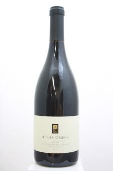 Alpha Omega Syrah Krupp Brothers Vineyard 2011