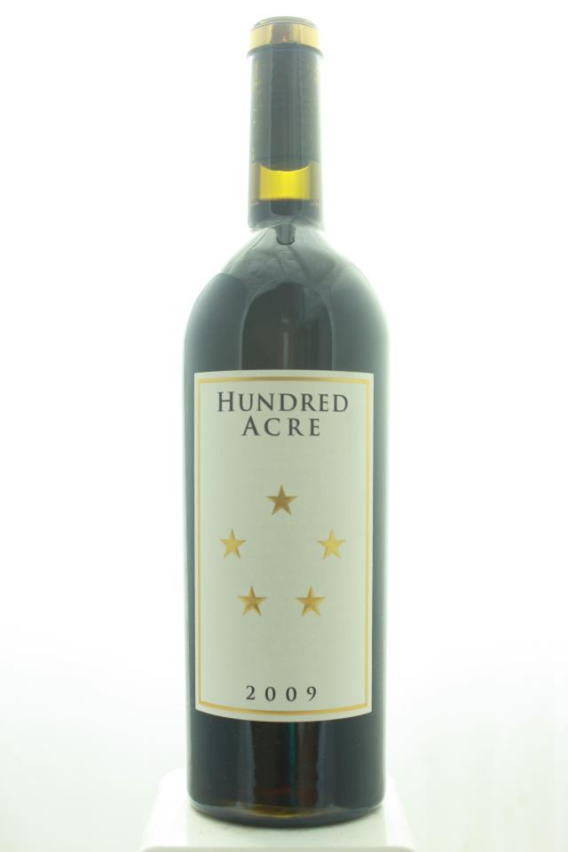 Hundred Acre Cabernet Sauvignon Estate Few and Far Between Vineyard 2009