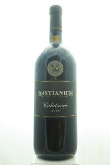 Bastianich Venezia Giulia Calabrone Rosso 2006