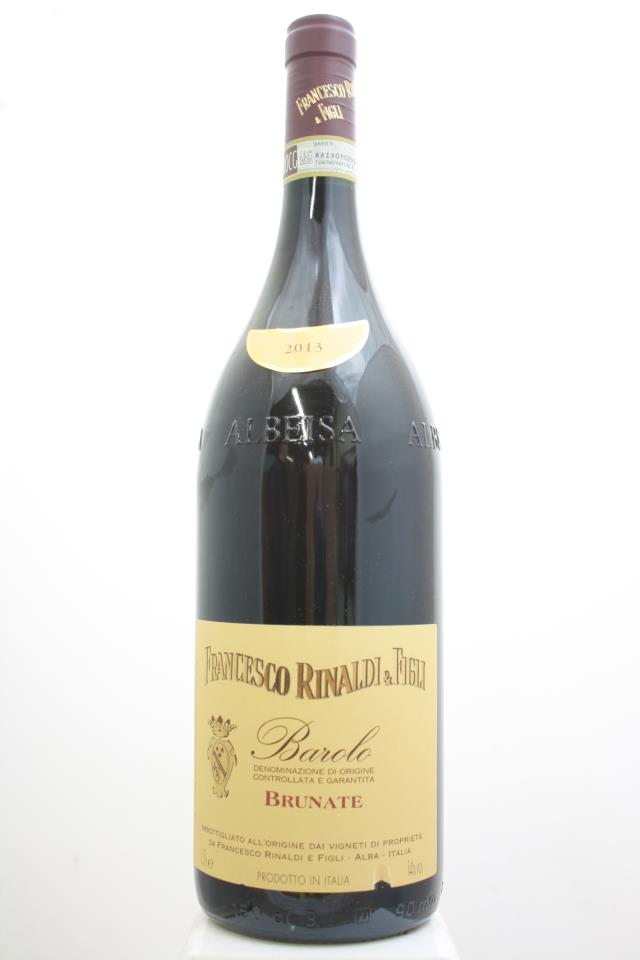 Francesco Rinaldi Barolo Brunate 2013