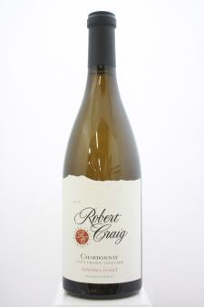 Robert Craig Chardonnay Gap