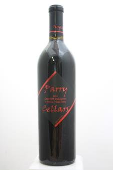 Parry Cellars Cabernet Sauvignon 2013