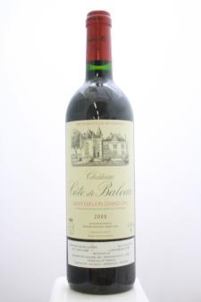 Côte de Baleau 2000