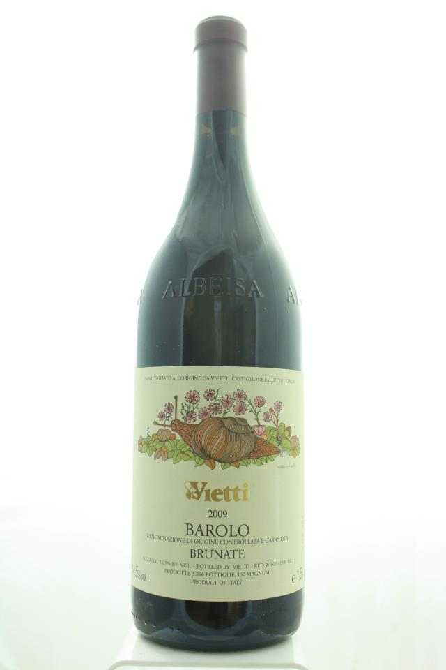 Vietti Barolo Brunate 2009