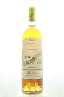 La Tour Blanche 2002