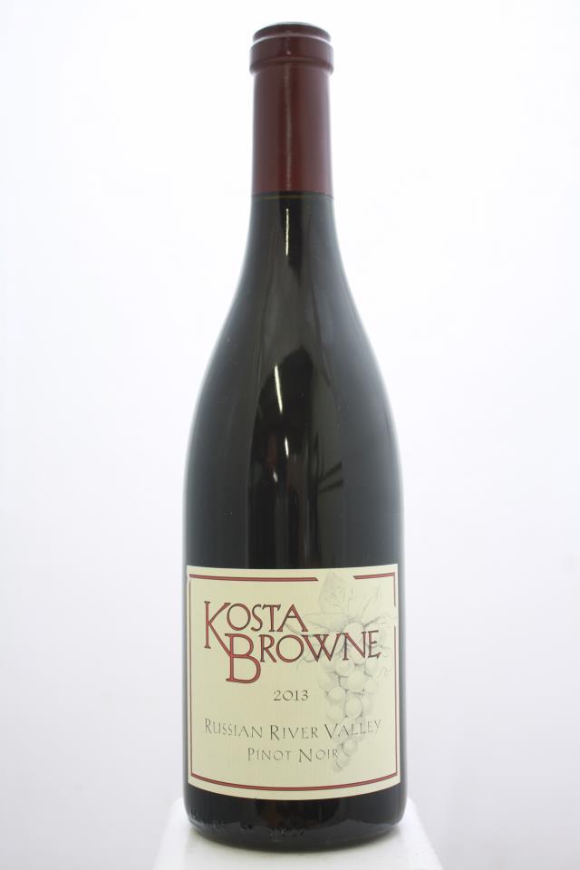 Kosta Browne Pinot Noir Russian River Valley 2013