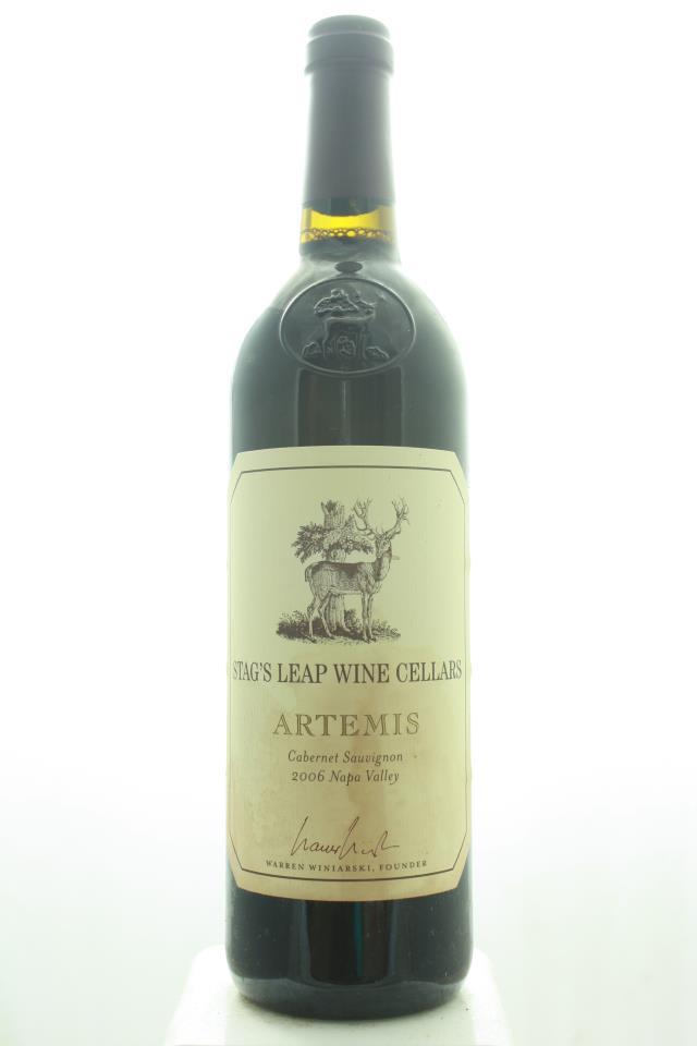 Stag's Leap Wine Cellars Cabernet Sauvignon Artemis 2006