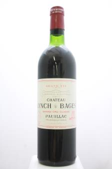Lynch-Bages 1977
