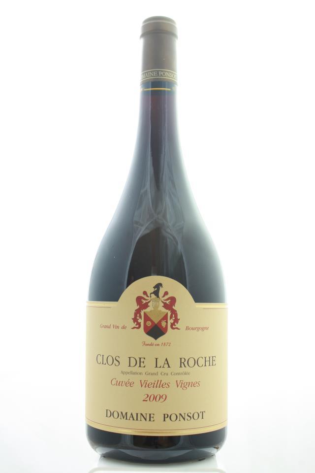 Domaine Ponsot Clos de la Roche Cuvée Vieilles Vignes 2009