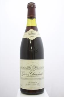J. Calvet Gevrey-Chambertin 1984