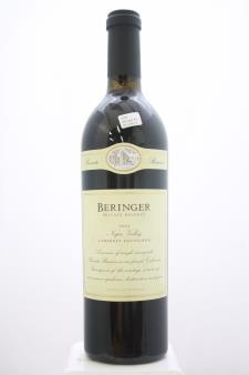 Beringer Vineyards Cabernet Sauvignon Private Reserve 2004