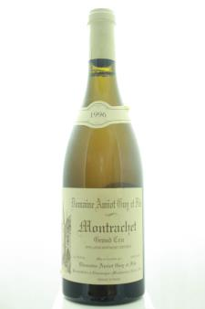 Guy Amiot Montrachet 1996