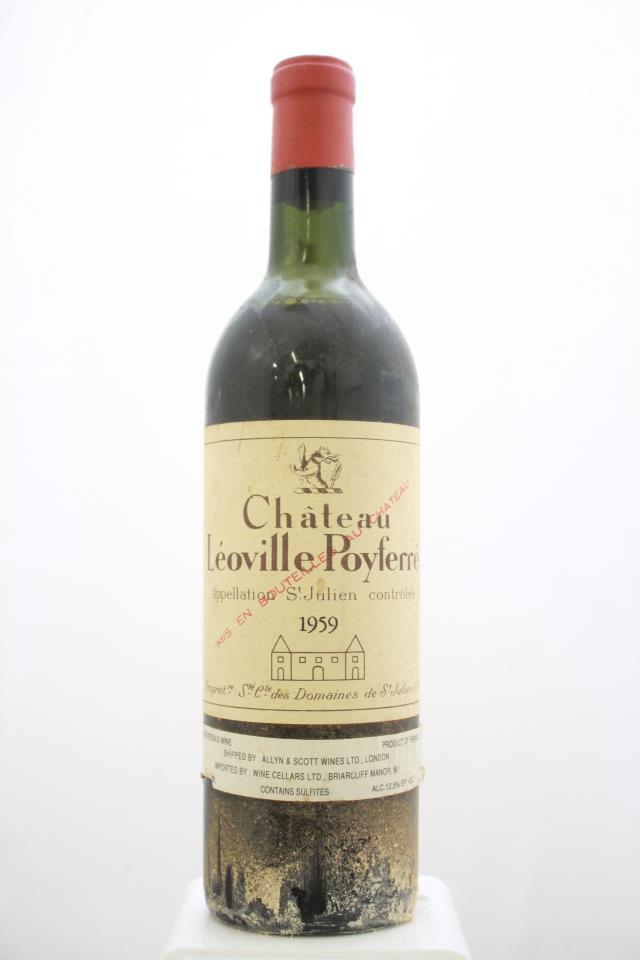 Léoville-Poyferré 1959