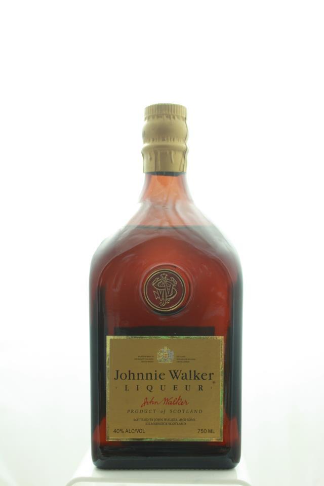 Johnnie Walker Liqueur NV