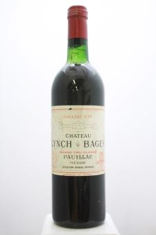 Lynch-Bages 1974