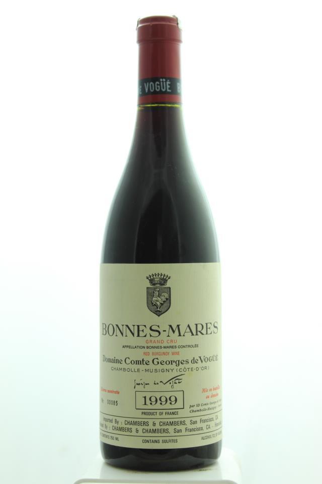 Comte Georges de Vogüé Bonnes-Mares 1999