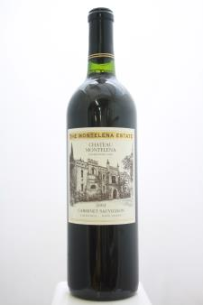 Chateau Montelena Cabernet Sauvignon The Montelena Estate 2003