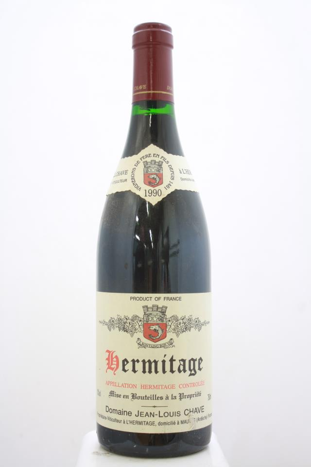 Domaine Jean-Louis Chave Hermitage 1990