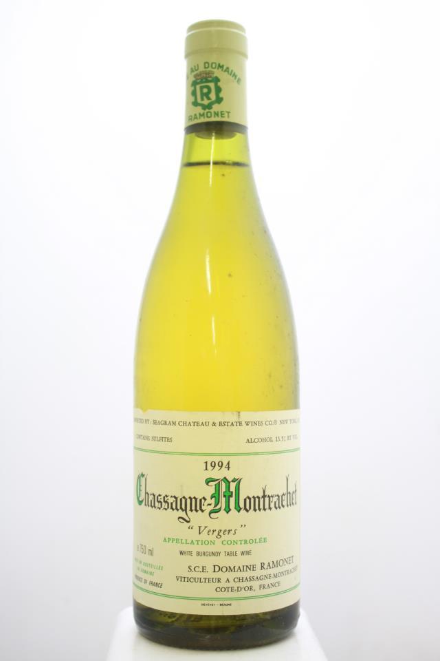 Domaine Ramonet Chassagne-Montrachet Les Vergers 1994