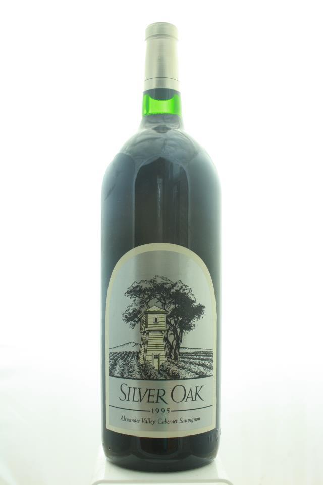 Silver Oak Cabernet Sauvignon Alexander Valley 1995