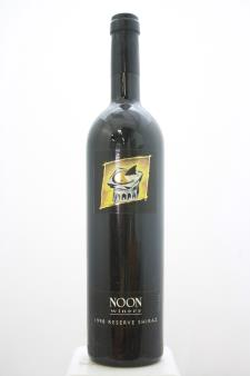 Noon Winery Shiraz Reserve 1998