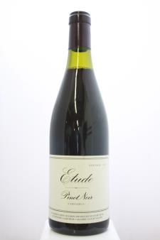 Etude Pinot Noir Carneros 1997