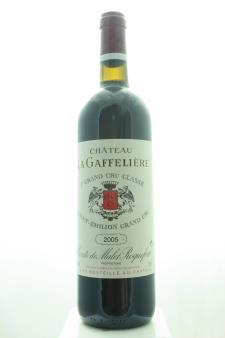 La Gaffelière 2005