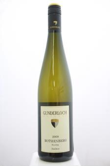 Gunderloch Nackenheim Rothenberg Riesling Auslese #02 2009