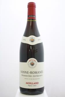 Moillard Vosne-Romanée Les Suchots 2014