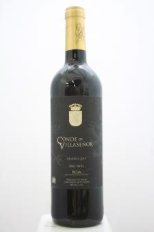 Conde de Villaseñor Rioja Reserva 2011