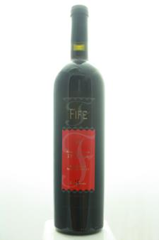 Fife Vineyards Zinfandel Red Head Vineyard 1995