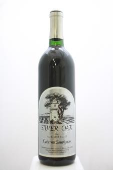 Silver Oak Cabernet Sauvignon Alexander Valley 1992